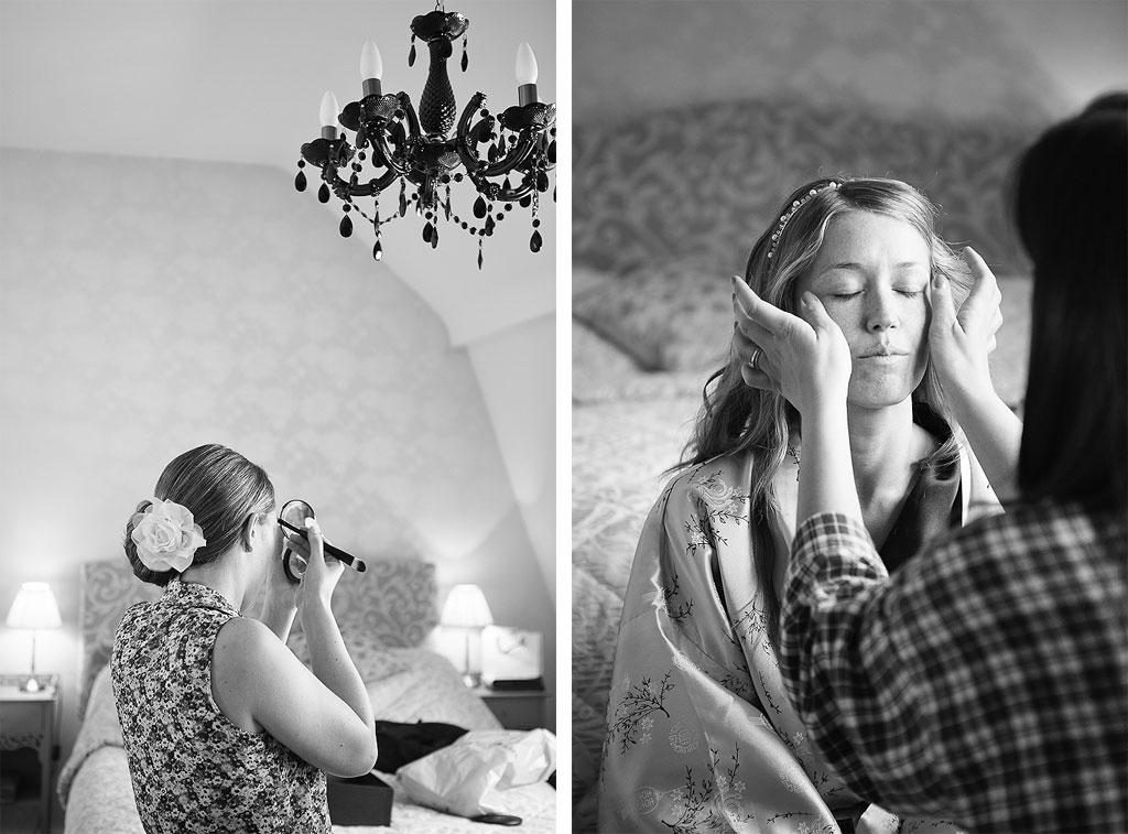 Modern Wedding Photography At Wick Farm, Bath » Bath And