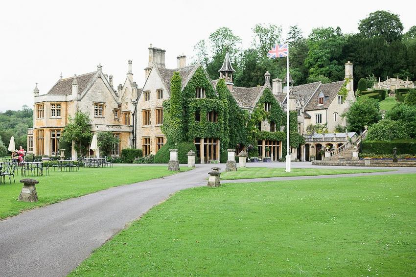 Manor House Hotel Castle Combe Wiltshire