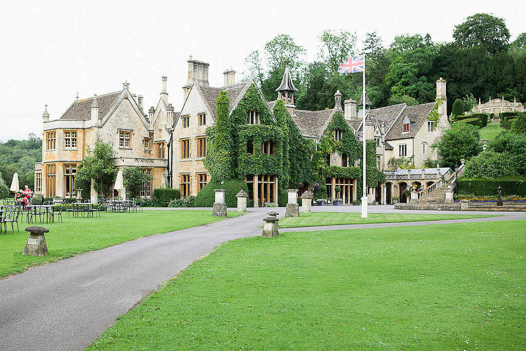 Beautiful Wedding Photography At The Manor House Hotel Castle Combe Bath And Bristol Wedding