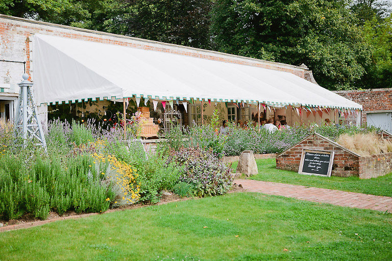 Pythouse Kitchen Garden Menu