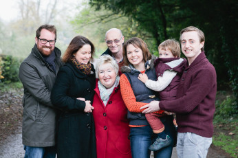 Gloucestershire Family Portrait Photography
